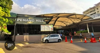 Penang Hill Base Station